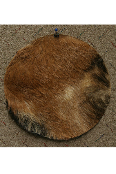 "Goatskin with Hair 16"" - Medium - Goatskin With Hair - GH16-MD"