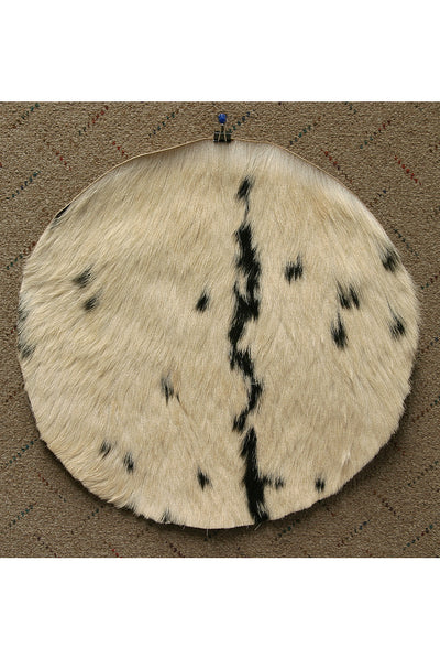 "Goatskin with Hair 18"" - Thin - Goatskin With Hair - GH18-TN"