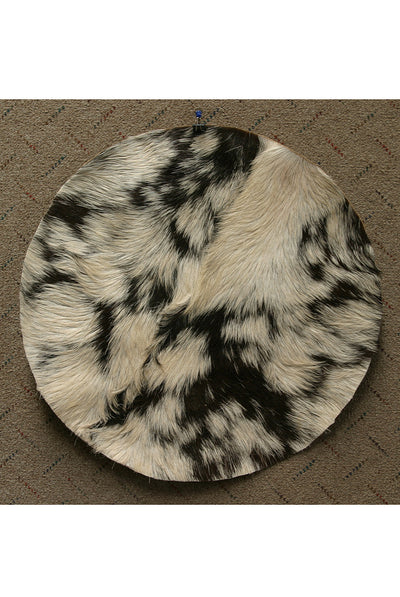 "Goatskin with Hair 22"" - Medium - Goatskin With Hair - GH22-MD"