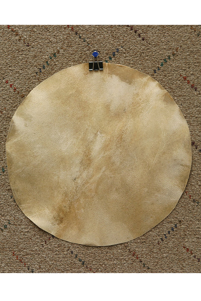 "Goatskin 10"" - Medium - Natural Goatskin - GT10-MD"