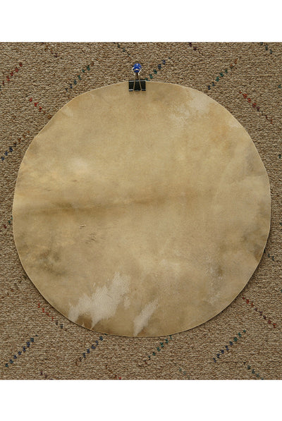 "Goatskin 12"" - Medium - Natural Goatskin - GT12-MD"