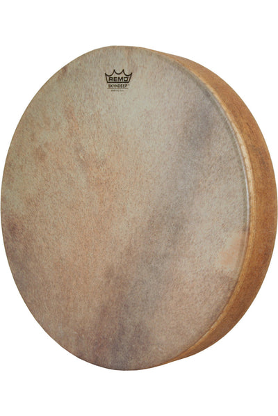 "Remo Pretuned Skyndeep Head Tar 18-by2"" - Goat Brown - Frame Drums by Remo - HD-8718-81-013"