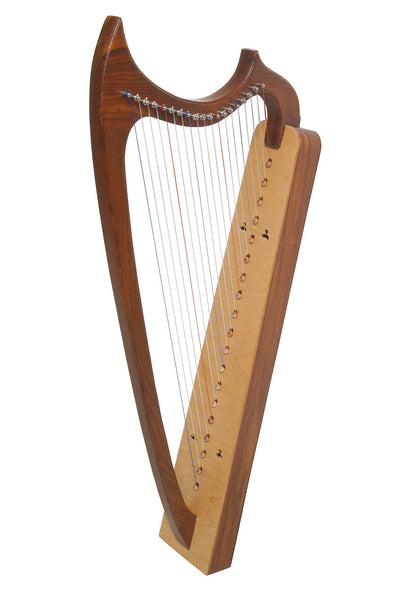 Early Music Shop 19-String Gothic Harp - Gothic Harp - HGH19
