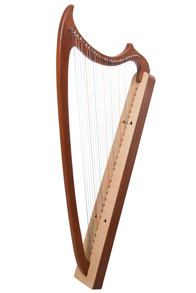 Early Music Shop 29-String Gothic Harp - Gothic Harp - HGH29