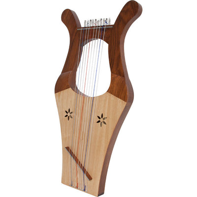 Mid-East Kinnor Harp - Light - Kinnor Harp - HKNA-L