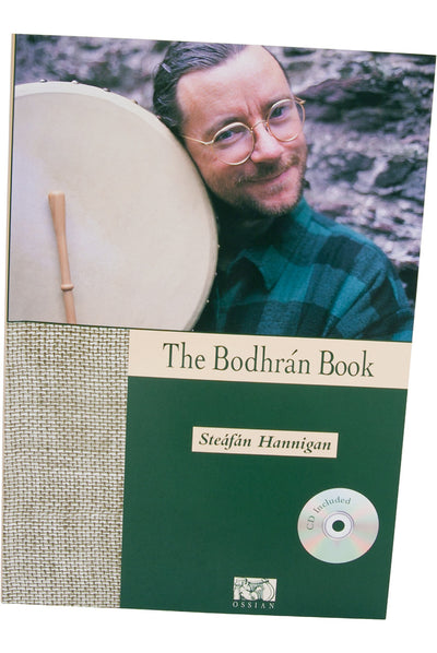 Hal Leonard The Bodhran Book/CD by Steafan Hannigan - Bodhran Instruction - HL14033191