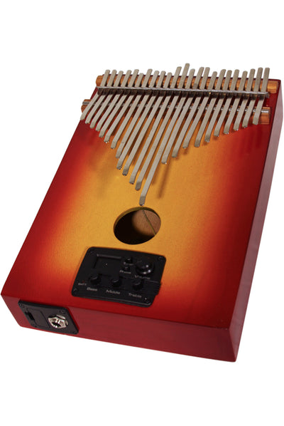 Kevin Spears Pro Kalimba 23-Key with EQ - Sunburst