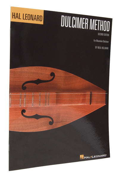 Hal Leonard Dulcimer Method Book 2nd Edition - Mountain Dulcimer Instruction - LDM2