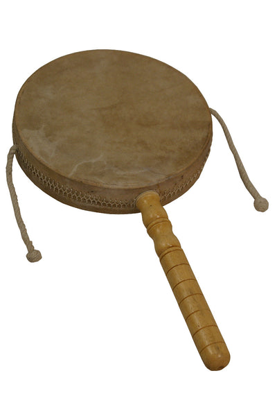 "DOBANI Monkey Drum with Handle 8"" - Monkey Drums - MOK8"