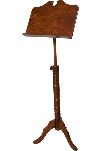 Roosebeck Single Tray Boston Music Stand - Music Stands - MSRBBS
