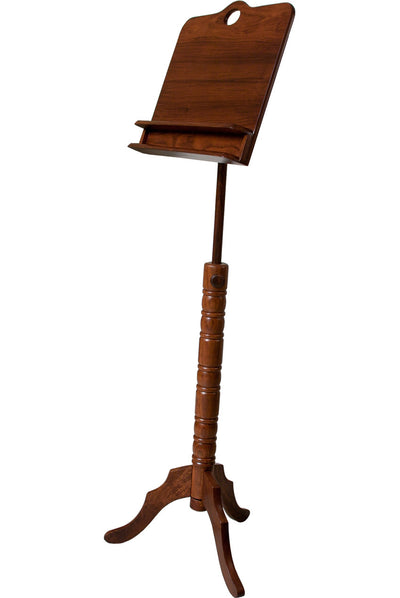 Roosebeck Double Shelf Colonial Music Stand - Music Stands - MSRBCE