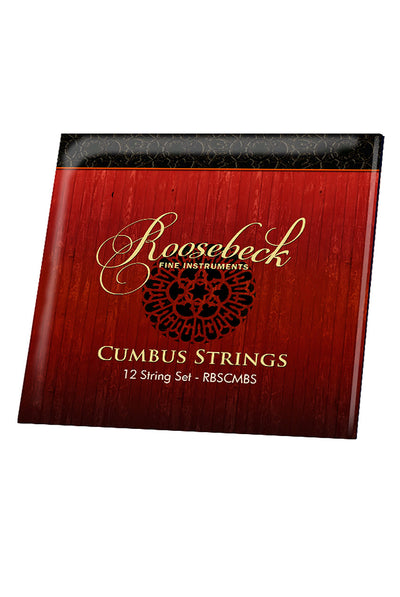 Roosebeck String Set for Cumbus 12-Steel Strings - Cumbus Accessories - RBSCMBS