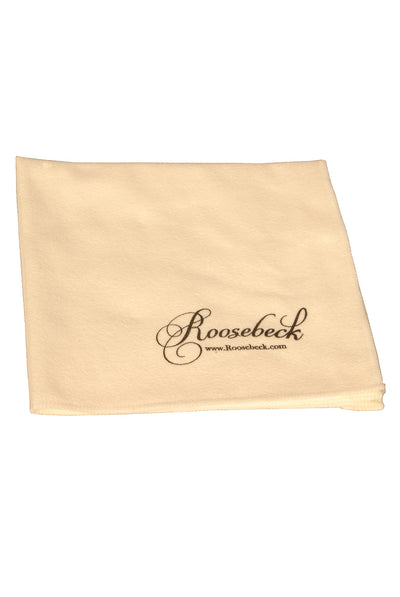 Roosebeck Microfiber Polishing Cloth - Lute Accessories - RBSMFPCI