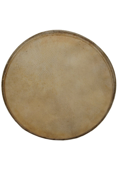 "Mid-East Premounted Goatskin Head for Pandeiro 10"" - Pandeiro Accessories - PAN1H"