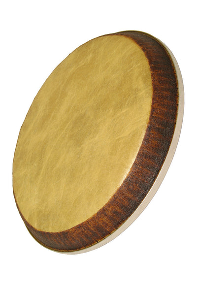 "Remo Fiberskyn Head with Crimplock Symmetry for African Style Drums 12"" - Ashiko Accessories - SHB2"