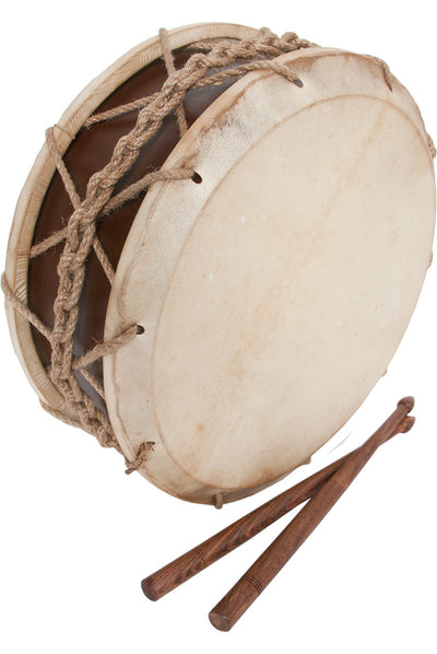 "EMS Tabor Drum with Sticks 9"" - Tabor Drums - TB09"