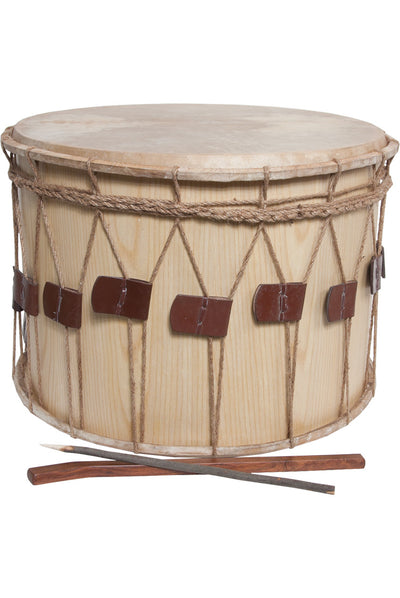 "Mid-East Rope Tuned Tupan Drum 20"" - Tupans - TUPK"