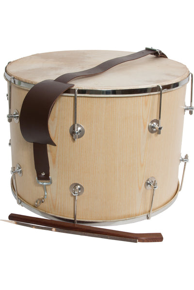 "Mid-East Bolt Tuned Tupan Drum 20"" - Tupans - TUPL"
