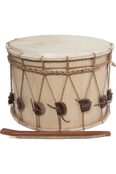 "Mid-East Rope Tuned Tupan Drum 16"" - Tupans - TUPR"