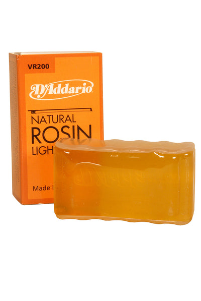 D'Addario Rosin Light - Psaltery Accessories - VR200