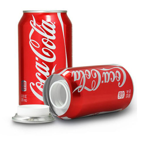 Coca Cola Can Safe