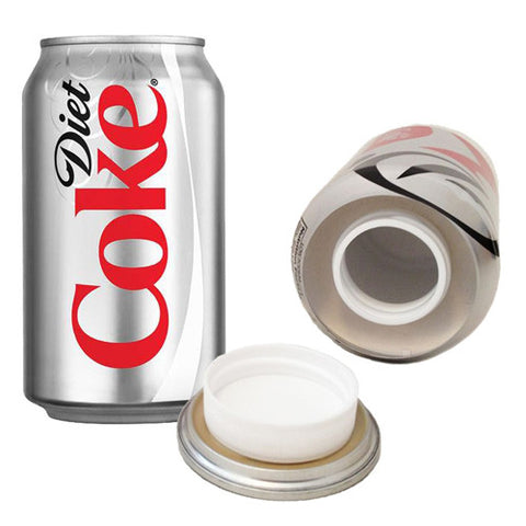 Diet Coke Can Safe