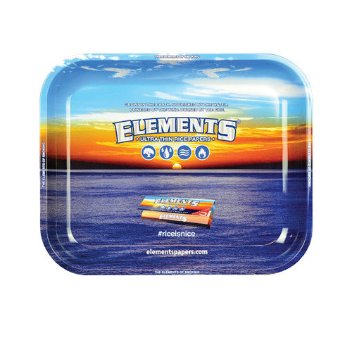 Small Elements Rolling Tray