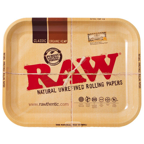 Large Raw Rolling Tray