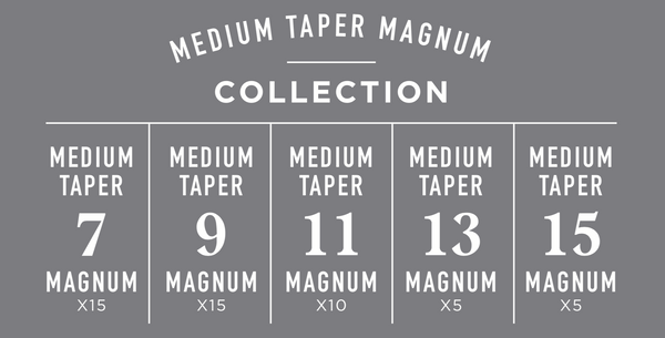 Medium Taper Magnum Collection