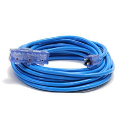 Century Wire Pro Glo Triple Tap 100 ft. Extension Cord (Blue)Liquid error (product-grid-item line 33): comparison of String with 0 failed