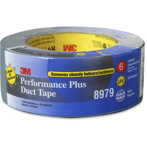 3M™ Performance Plus Duct Tape 8979 Slate Blue, 48 mm