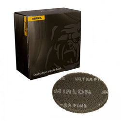 Mirka Mirlon 6 in. Ultra Fine Scuff Disc, Gray, 10 pk.Liquid error (product-grid-item line 33): comparison of String with 0 failed