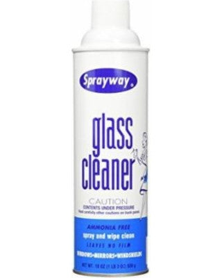Sprayway Glass Cleaner, 19 oz.