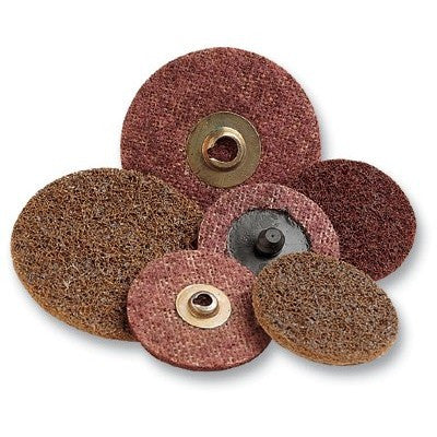 3M™ Scotch-Brite™ Roloc™ Surface Conditioning Disc TR, 3 in. Coarse, 50 pk.