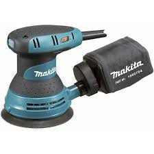 Makita 5 in. Random Orbit Sander, Variable Speed with Tool Case