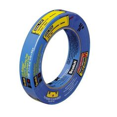 3M™ ScotchBlue™ Painters Masking Tape for Multi-Surfaces 2090, 3/4 in. x 60 yds. 4 pk.