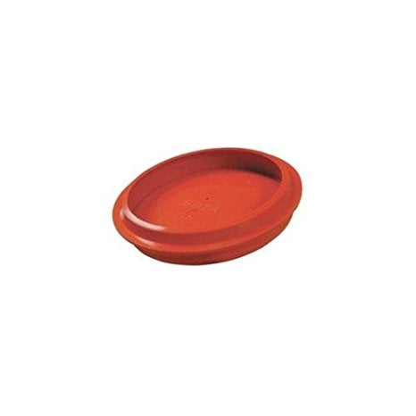 SATA Plastic Lid for Aluminum Gravity Flow Cup, 3 pk.