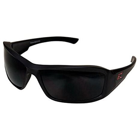 Edge Eyewear Safety Glasses Brazeau Patriot, Smoke Lens, Black FrameLiquid error (line 13): comparison of String with 0 failed