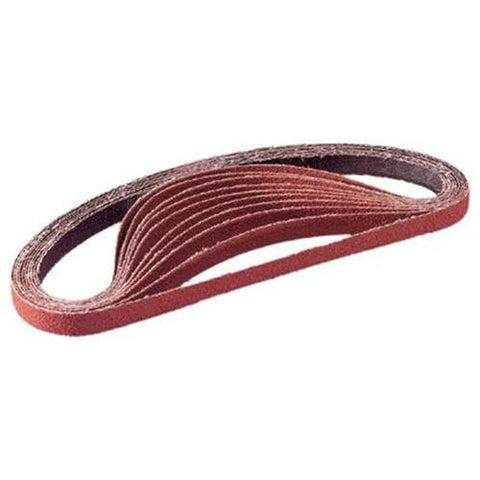 3M™ 241E 1/2 in. x 18 in. 120 Grit Sanding Belt, 50 pk.Liquid error (line 13): comparison of String with 0 failed
