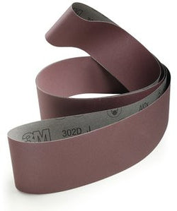 3M™ 302D Sanding Belt, 2 in. x 132 in. P320 Grit, 10 pk.Liquid error (product-grid-item line 33): comparison of String with 0 failed