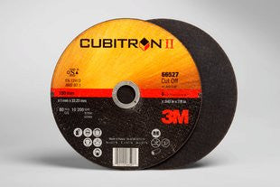 3M™ Cubitron™ II Cut-Off Wheel, T1 6 in. x .045 in. x 7/8 in. 25 pk.