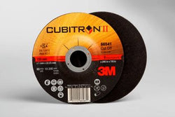3M™ Cubitron™ II Cut-Off Wheel, T27 6 in. x .045 in. x 7/8 in. 25 pk.Liquid error (product-grid-item line 33): comparison of String with 0 failed