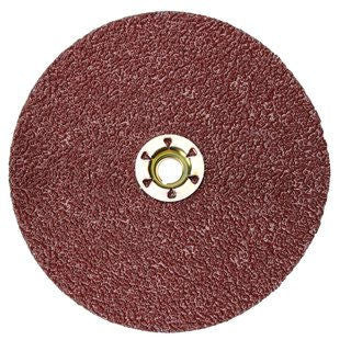 3M™ Cubitron™ II Fibre Disc 982C TN Quick Change, 7 in. 80 Grit, 25 pk.