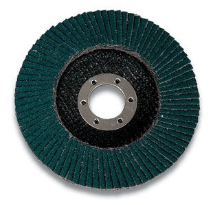 3M™ Flap Disc 546D, T27 4-1/2 in. x 7/8 in. 80 Grit, 10 pk.