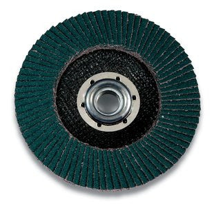 3M™ Flap Disc 546D, T29 4-1/2 in. x 5/8-11 80 Grit, 10 pk.