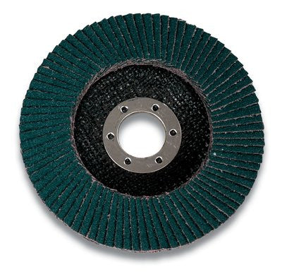 3M™ Flap Disc 546D, T29 4-1/2 in. x 7/8 in. 80 Grit, 10 pk.
