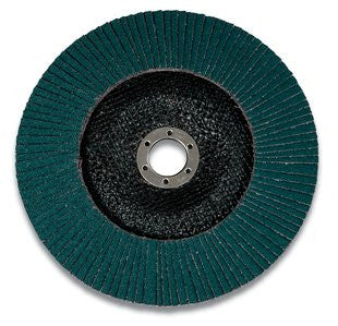 3M™ Flap Disc 546D, T29 7 in. x 7/8 in. 80 Grit, 5 pk.