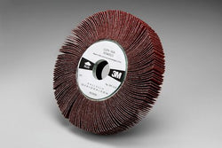 3M™ Flap Wheel 741A, 6 in. x 1 in. x 1 in. 80 Grit, 5 pk.Liquid error (product-grid-item line 33): comparison of String with 0 failed