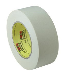 3M™ General Purpose Masking Tape 234 Tan, 36 mm x 55 m 5.9 mil, 6 pk.
