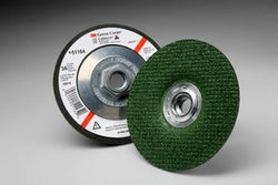 3M™ Green Corps™ Flexible Grinding Wheel, 4-1/2 in. x 1/8 in. x 5/8-11 Internal, 36 Grit, 10 pk.Liquid error (product-grid-item line 33): comparison of String with 0 failed